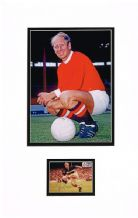 Bobby Charlton Autograph Signed - Manchester United